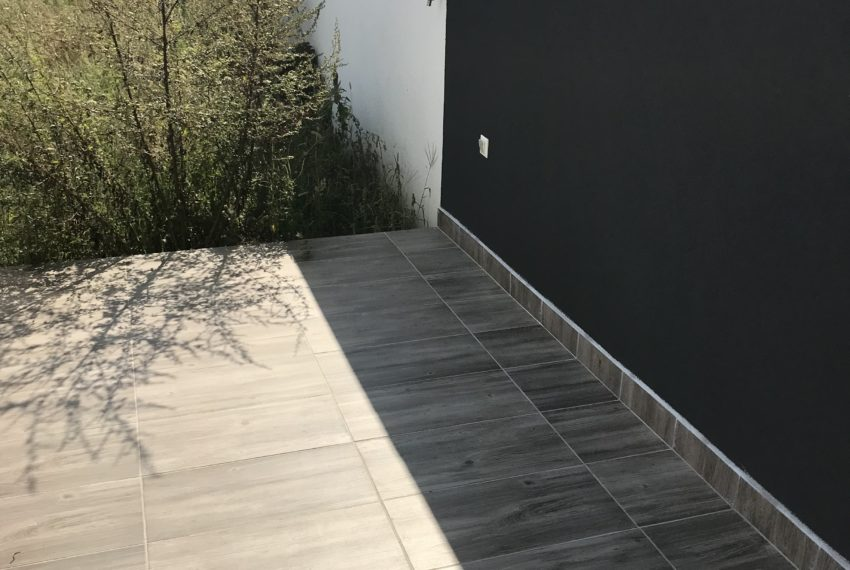 FOTO terasa z kuchyne